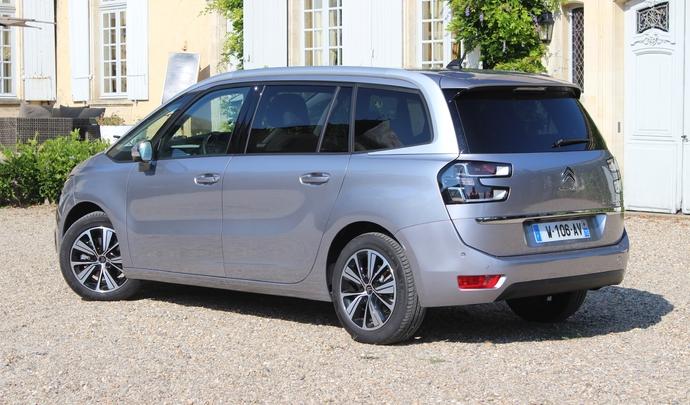 Citroën C4 SpaceTourer: avenir incertain