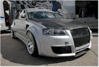 Audi A3 TS-Racing = 700 chevaux de brutalité..