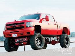 Chevy Silverado 2500 HD Extreme & Performance