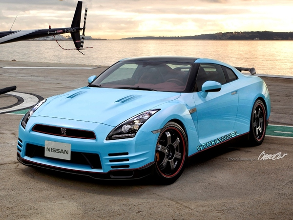 Future Nissan GT-R : avec une boîte 7 vitesses ?