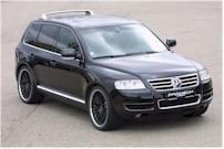 VW Touareg By Cesam