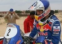 Rallye de Tunisie 2009: et de 3 pour Desprès!