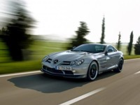 Mercedes SLR: fin de partie en 2009