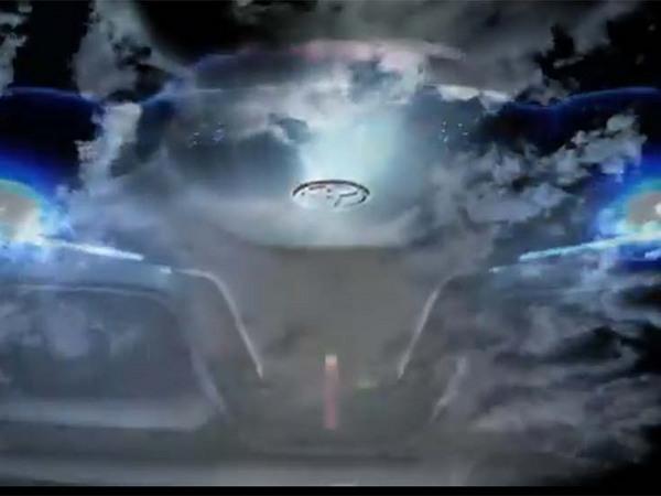 Toyota tease le concept FT-1 Vision Gran Turismo