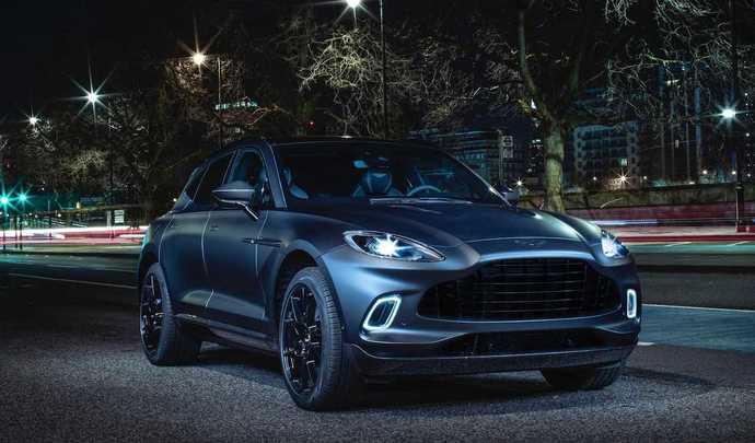 Chez Aston Martin, le SUV donne des idées