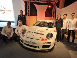 Sébastien Loeb Racing: le programme 2012