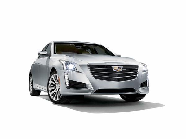 Cadillac dévoile le restylage de la CTS
