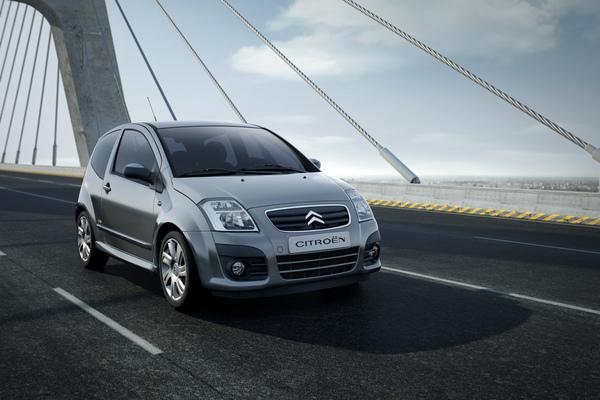 Nouvelle Citroën C2 : dépoussiérage