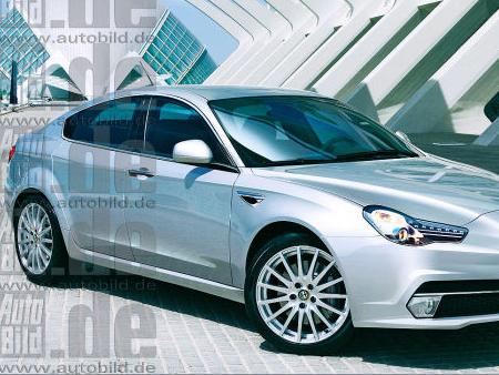 Future Alfa Romeo Giulia: comme ça?
