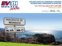 Salon Ever Monaco 2008 : les premiers exposants dévoilés. Deux-roues et véhicules verts !