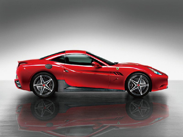 Ferrari California Limited Edition : pour Japonais exclusivement