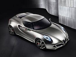 (Minuit chicanes) Alfa Romeo est un concurrent potentiel pour Audi