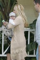 Bientôt une loi Britney Spears contre les mamans négligentes au volant