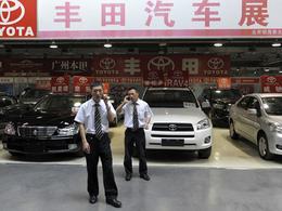 Chine : les ventes se calment au mois de juillet