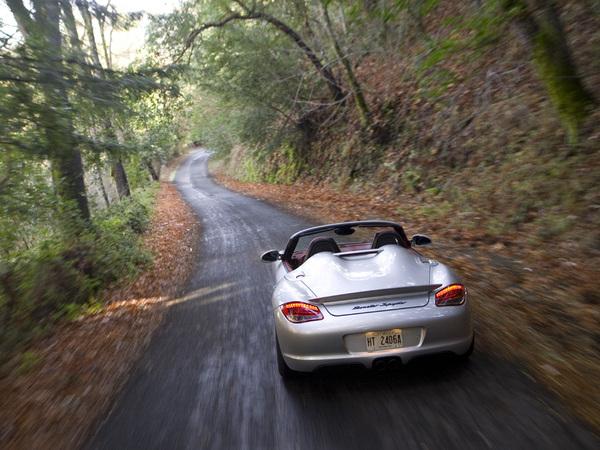 Nouvelle Porsche Boxster: quelques caractéristiques...