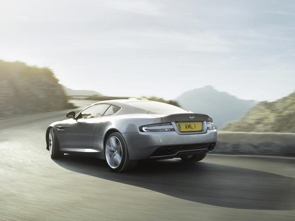 Future Aston Martin DB9: changera-t-elle de dénomination?