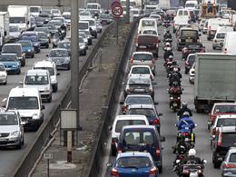 La pollution automobile responsable de 14 % des cas d'asthme chez l'enfant