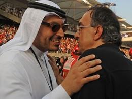 Fiat rachète les parts de Mubadala dans Ferrari, En prévision d'une revente de parts ?