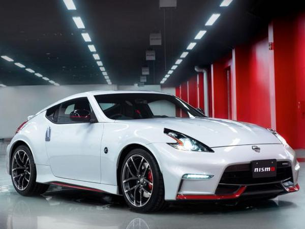 "Future Nissan 370Z: ""powered by Mercedes""!"