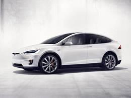 Ford paye 177 000 € un Tesla Model X