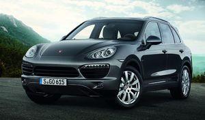 Le gouvernement allemand ordonne le rappel de 22000 Porsche