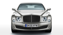 Bentley par l'Oeil de Lynx