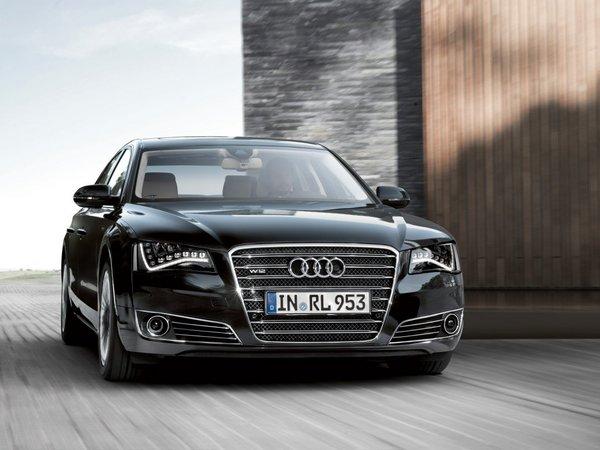 """Future Audi A8 """"D5"""": une question de style"""