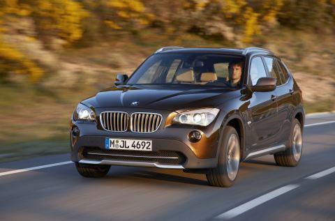 BMW X1 par l'Oeil de Lynx