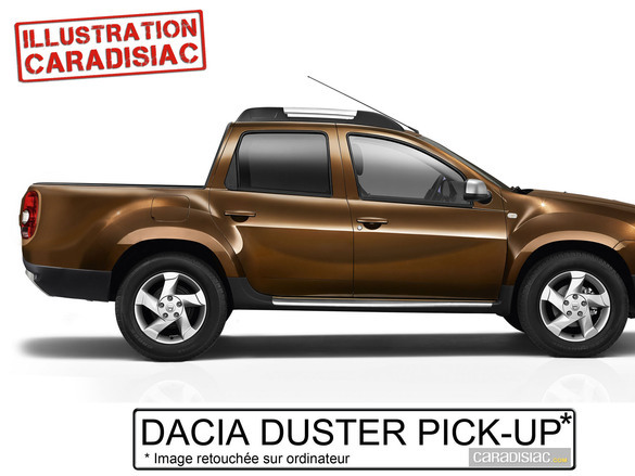 dacia duster pick up prix dacia duster pick up autos weblog renault duster oroch le pick up. Black Bedroom Furniture Sets. Home Design Ideas