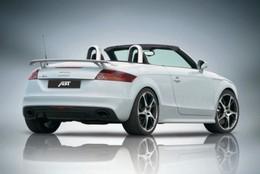 Audi TT-RS par Abt : 420 chevaux