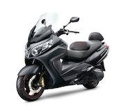 Nouveauté scooter 2015 : Sym Maxsym 600 Executive