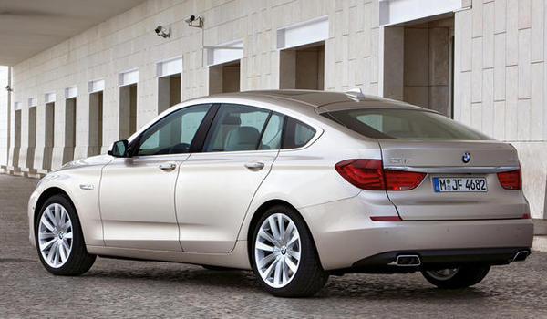 BMW Serie 5 GT par l'Oeil de Lynx