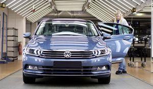 Volkswagen: les Passatpourraient être assemblées chez Skoda, en République Tchèque