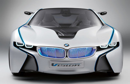BMW Vision Efficient Dynamics par l'Oeil de Lynx
