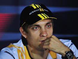 F1-Petrov pourrait bientôt signer... chez Renault !