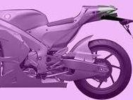 Nouveauté – Honda: la RC213V-S travaille sa poupe
