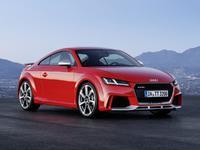 Audi dévoile la nouvelle TT RS