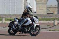 Essai Kymco CK1 125 : moto à vocation utilitaire
