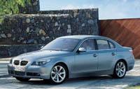BMW: bientôt la 535i