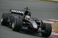 F1 : Jerez, les deux Honda terminent la semaine devant