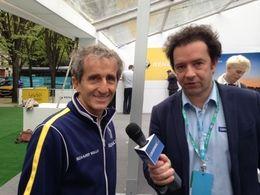 LIVE ePrix Paris 2016 (Interview vidéo) : Alain Prost, plutôt F1 ou Formule E ?