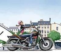 Manifestation - Toutes en moto: Un défilé mignon aura lieu le 6 mars à Paris et à Marseille