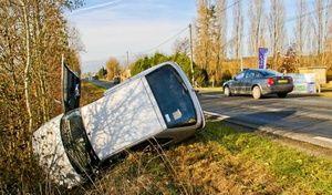 Mortalité routière en octobre: moins de tuésmais plus d'accidents