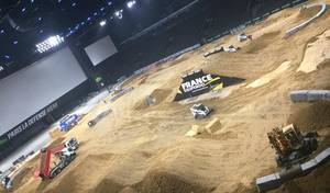 Supercross Paris : Franky Zapata en guest, Marvin Musquin out