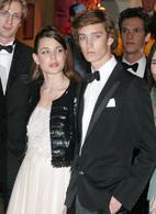 Le fils de Caroline de Monaco victime d'un léger accident de voiture