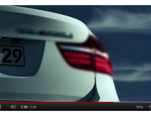 BMW M : un nouveau X6 mystérieux en préparation