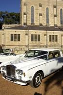 Cortège de Rolls Royce au mariage de Nicole Kidman