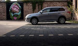 Mitsubishi a écoulé 250000 Outlander PHEV