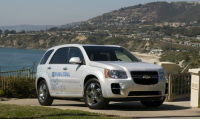 General Motors-Canada/Etats-Unis : Equinox de Chevrolet à pile à hydrogène