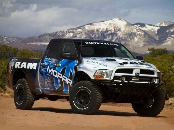 Un Dodge RAM plus sportif pour concurrencer le Ford F150 Raptor ?
